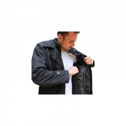ADX VESTE 3/4 LOOK IN NOIR